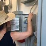 Checking Irrigation Controller