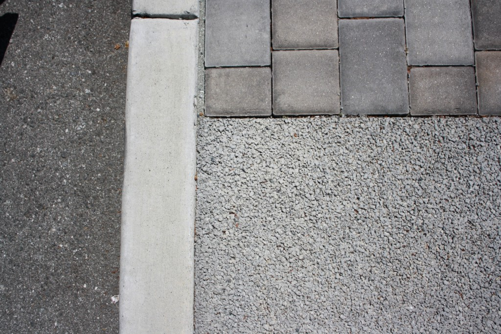 Permeable Pavement Monterey Bay Friendly Landscaping