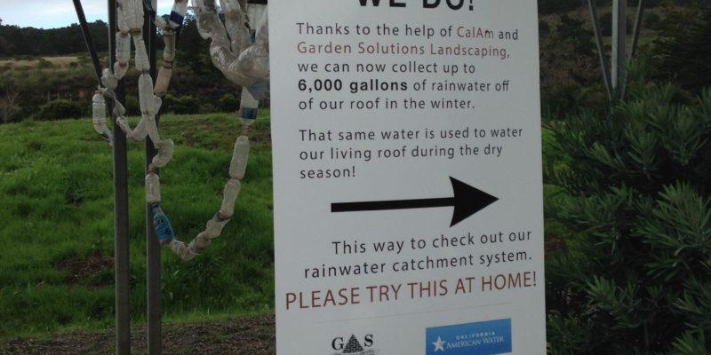 rainwater-sign