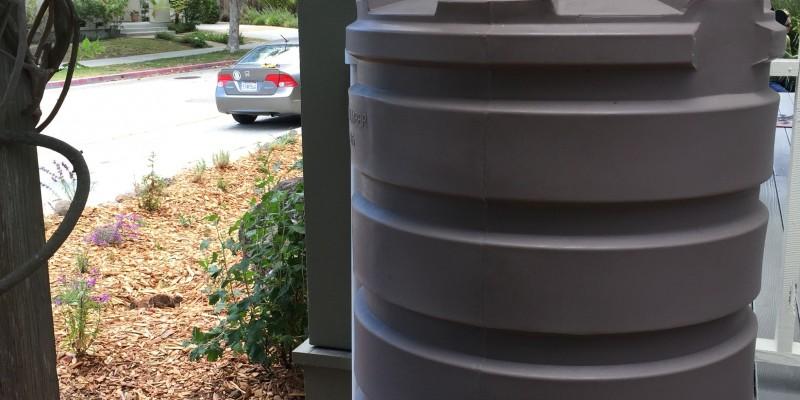205 gal Bushman Cistern