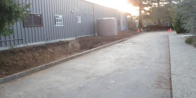 3. Rain Garden Excavation