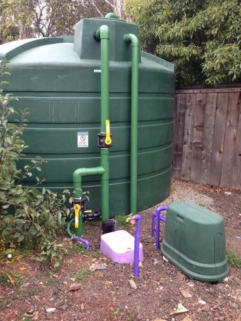 rain cistern