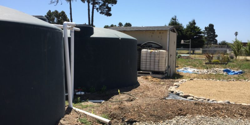 NBHS Stormwater Cistern