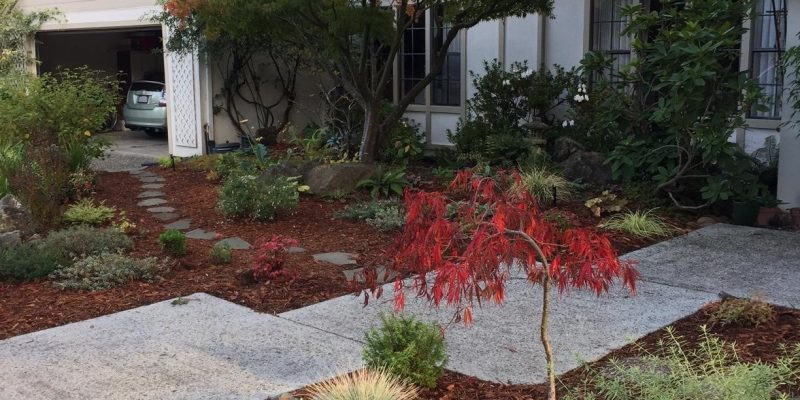 Karen Cozza Mulch and Maples
